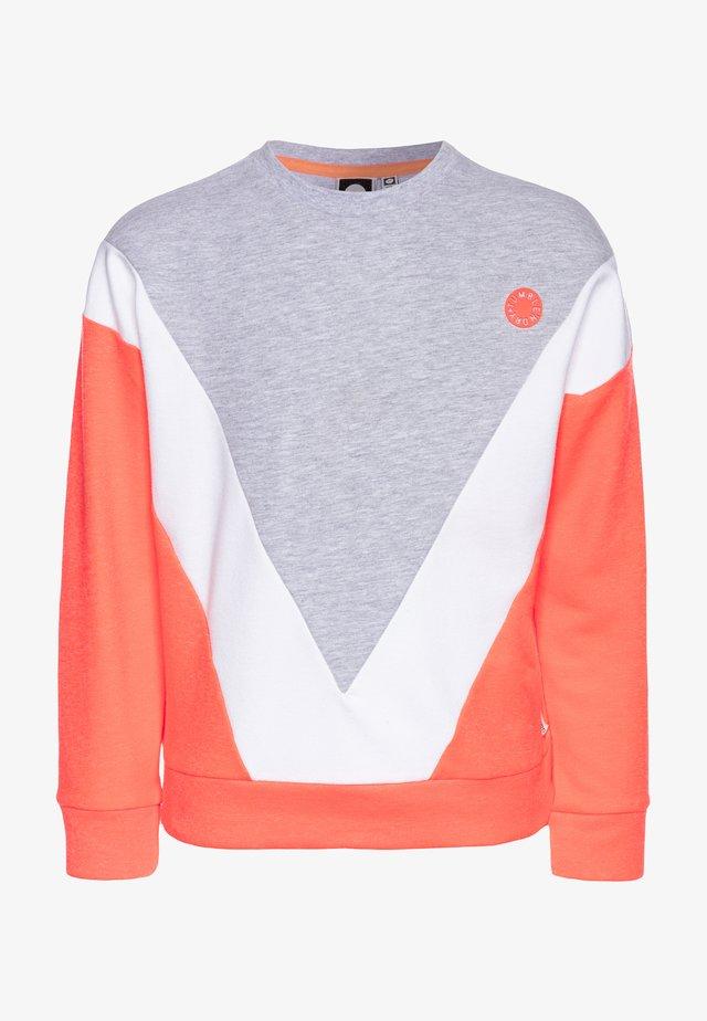 SANYA - Sweatshirt - fiery coral
