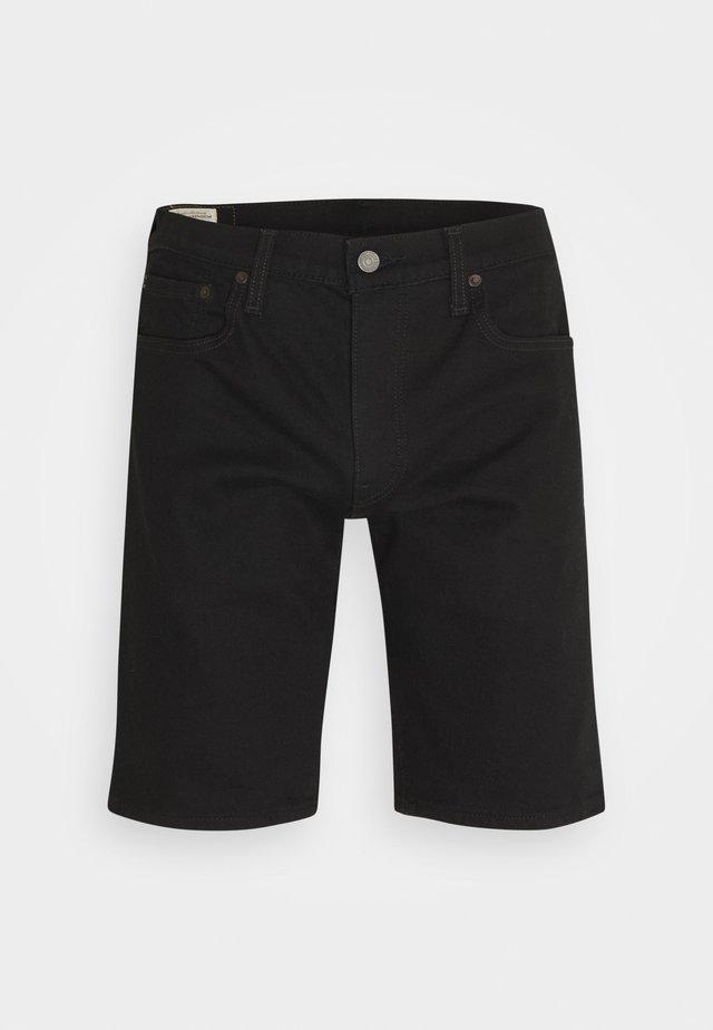 405™ STANDARD SHORT - Farkkushortsit - all black
