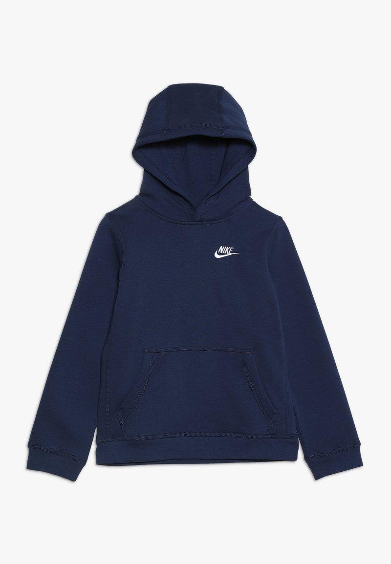 Nike Sportswear - HOODIE CLUB - Mikina skapucí - midnight navy