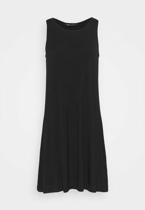 SWING DRESS - Day dress - black