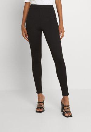 VIVALASA LEGGINGS - Leggings - Trousers - black