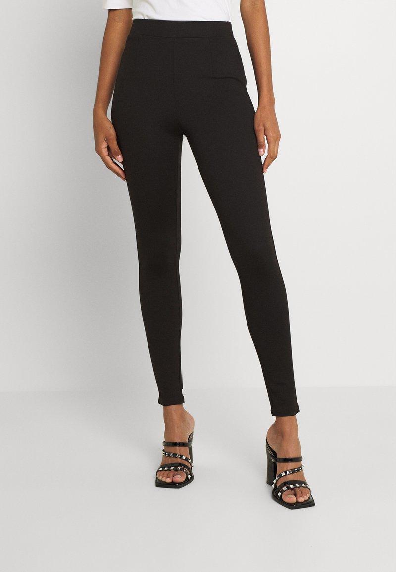 Vila - VIVALASA LEGGINGS - Leggings - Trousers - black