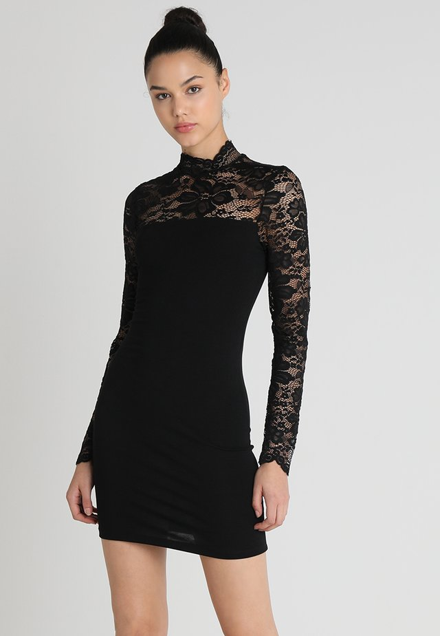 VMWILDE BODYCON DRESS - Shift dress - black