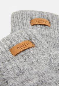 Barts - WITZIA GLOVES - Gloves - heather grey - 2