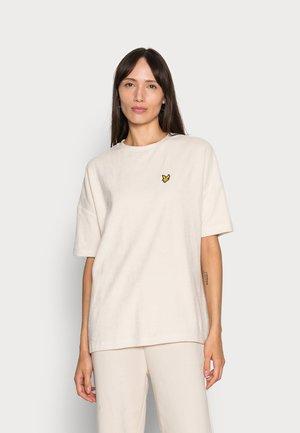 BOUCLE  - Basic T-shirt - vanilla