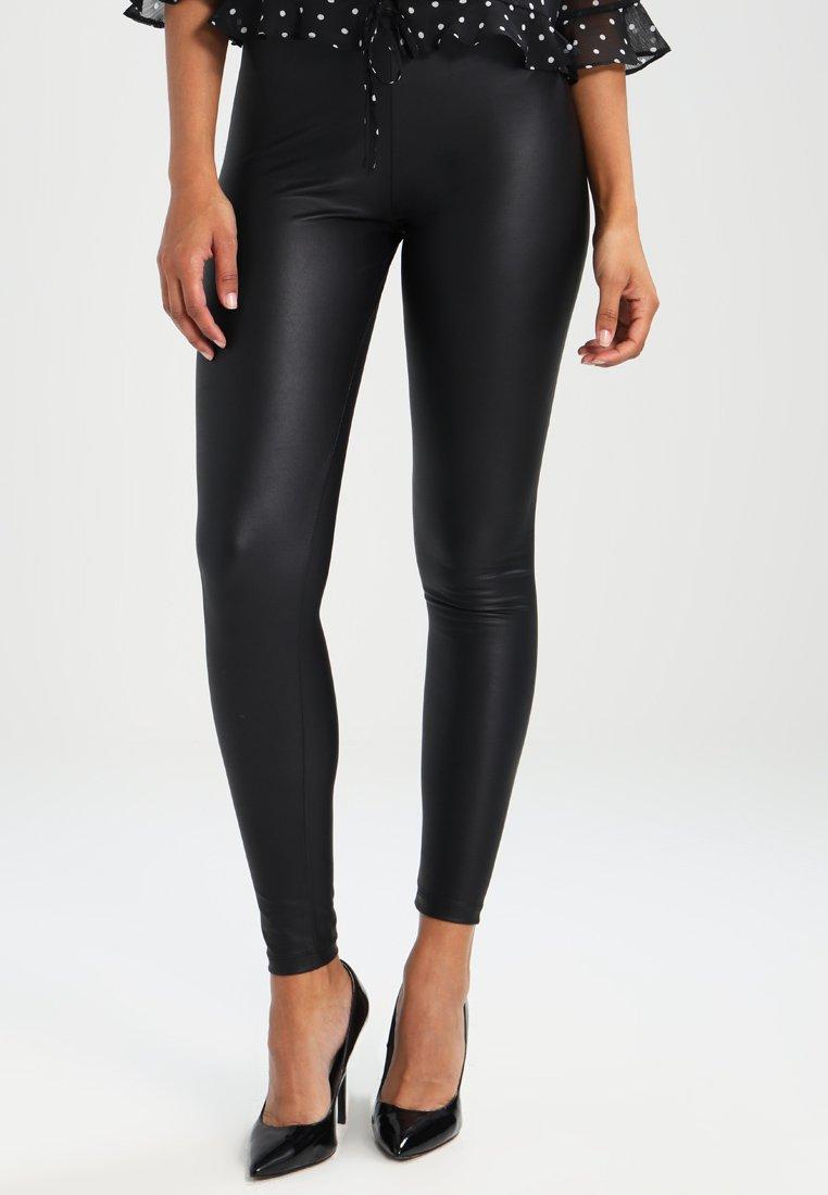 ONLY - ONLNICE - Leggings - Hosen - black