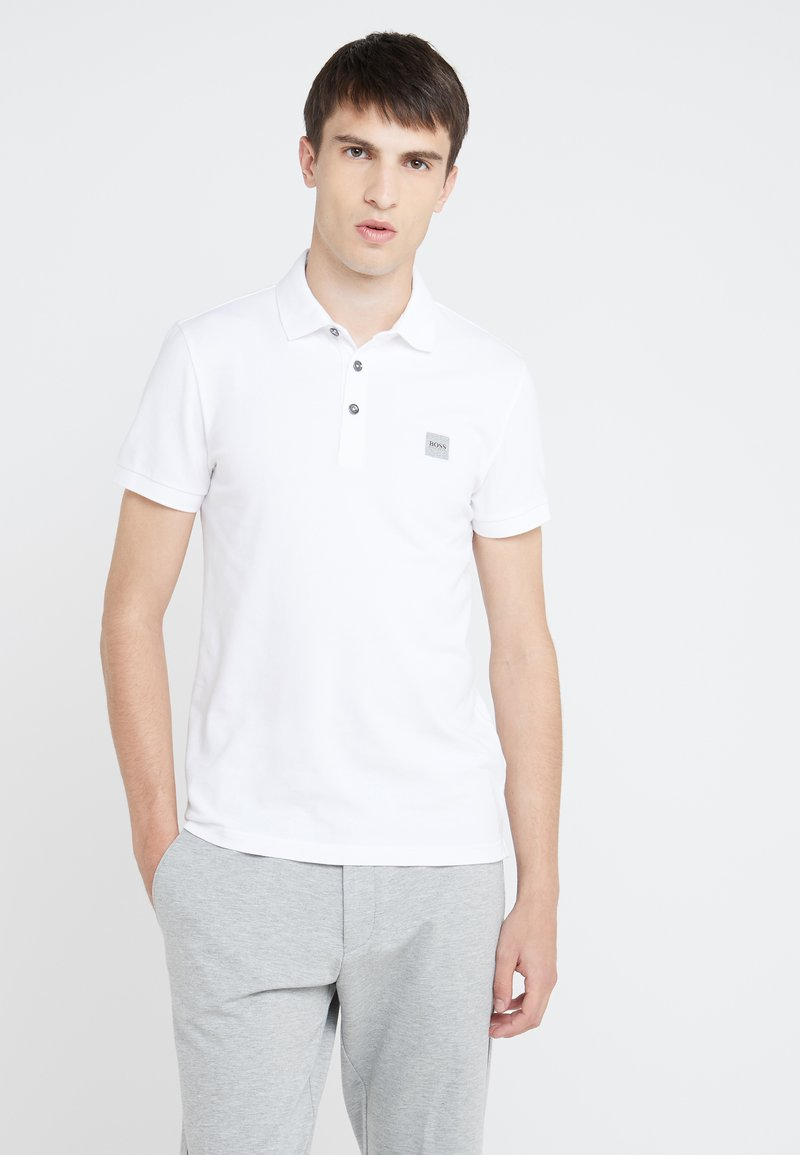 BOSS - PASSENGER  - Polo shirt - white