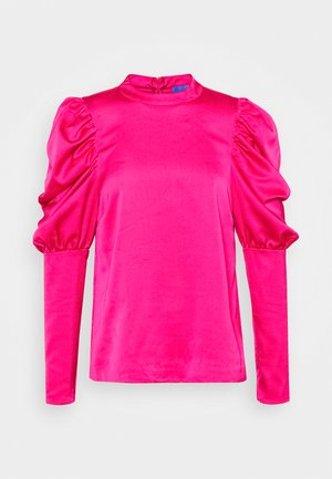 ALMACRAS BLOUSE - Blouse - shocking pink