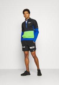 Nike Performance - Löparjacka - black/game royal/reflective silver - 1
