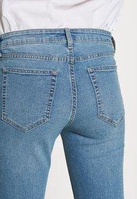 GAP - FAVORITE RINSE - Skinny džíny - light indigo - 3
