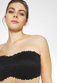 aerie - EXCLUSIVE PADDED REAL GOOD BANDEAU - Bustier - true black - 4