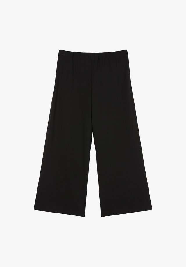 Trousers - pure black