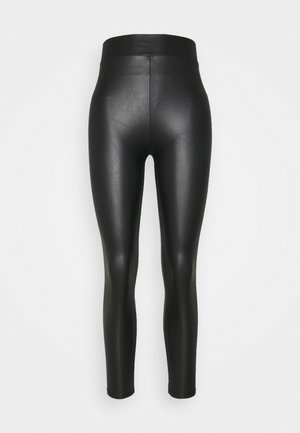 LOOK LEGGING - Leggings - Trousers - black