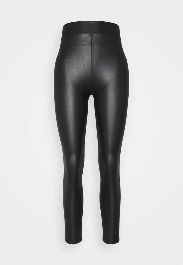 LOOK LEGGING - Leggings - black