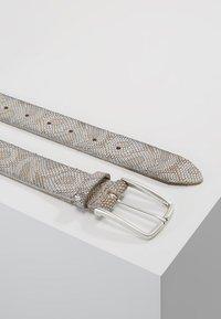 Vanzetti - Belt - creme/silber - 2