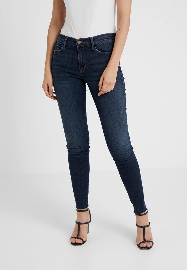DE JEANNE RAW - Jeans Skinny - remi