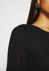 Vero Moda - VMFRANCA - Long sleeved top - black - 5