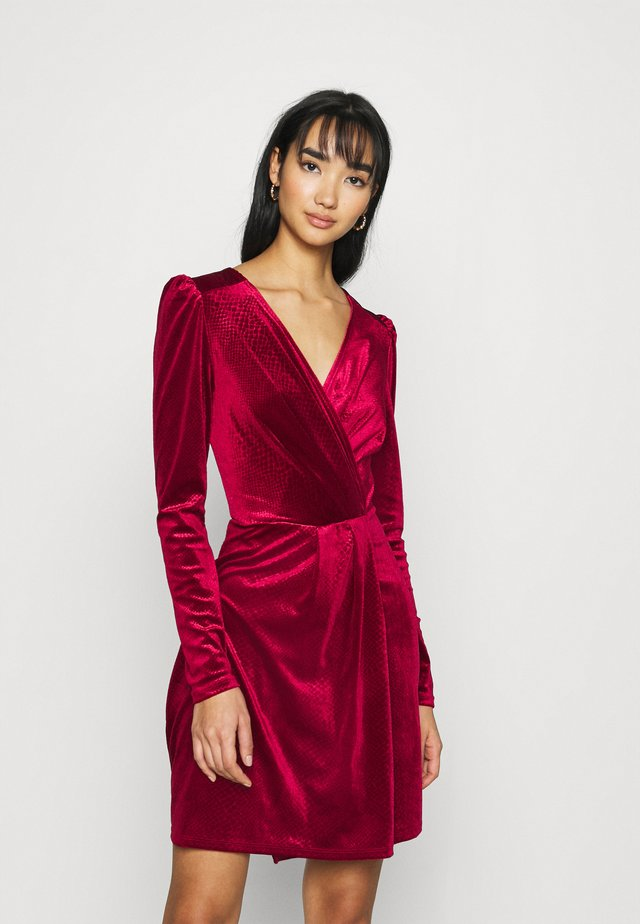 ONLNERVE SHORT DRESS  - Korte jurk - port royale