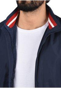 Blend - Light jacket - mood indigo blue - 4