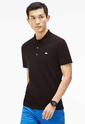 PH4014-00 - Polo shirt - black