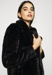 ONLY - LONG COAT - Classic coat - black - 3