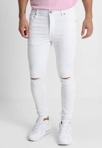 Kings Will Dream - LUMOR - Jeans Skinny Fit - white - 0