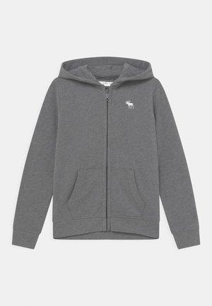 MOOST HAVE - Mikina na zip - grey
