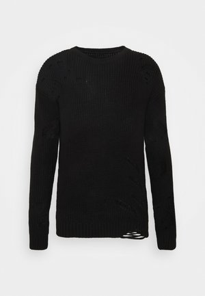 DISTROY  - Jumper - black