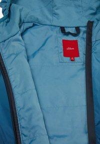 s.Oliver - Light jacket - blue gradient - 2