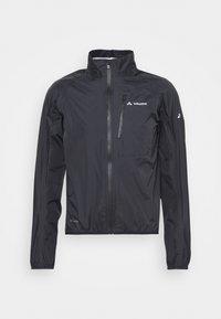DROP JACKET III - Waterproof jacket - black uni