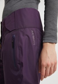 PYUA - Trousers - shadow purple - 3