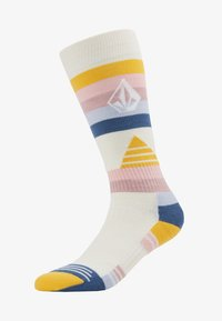 Volcom - TUNDRA TECH SOCK - Sports socks - white - 1