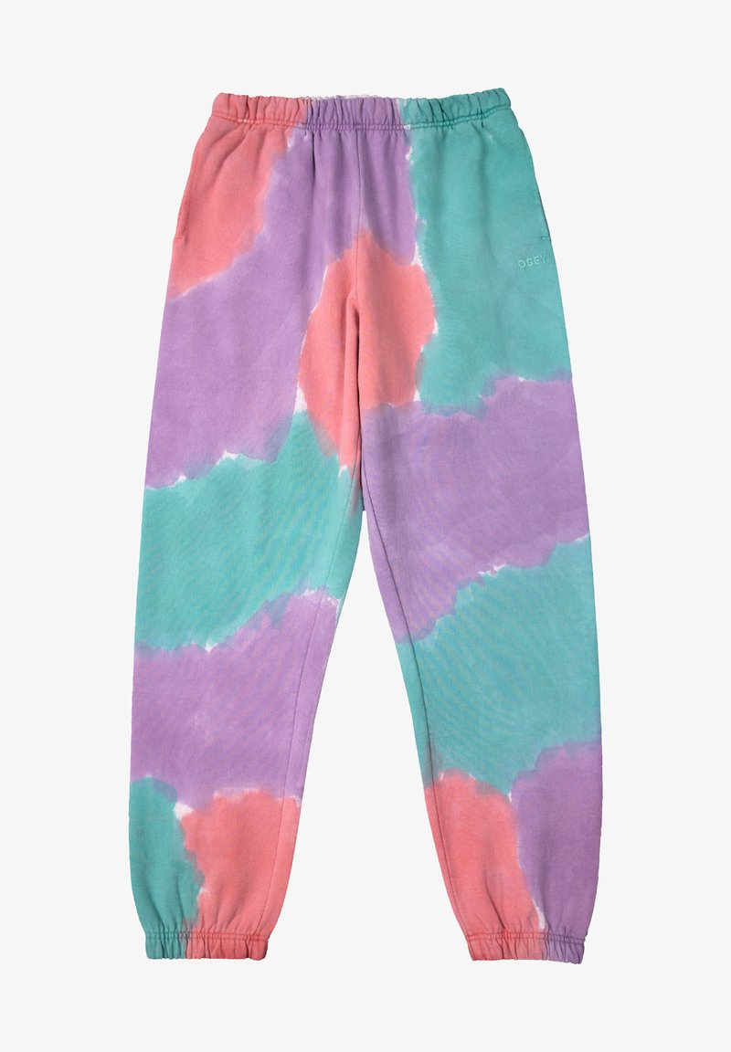 Obey Clothing - Tracksuit bottoms - lila