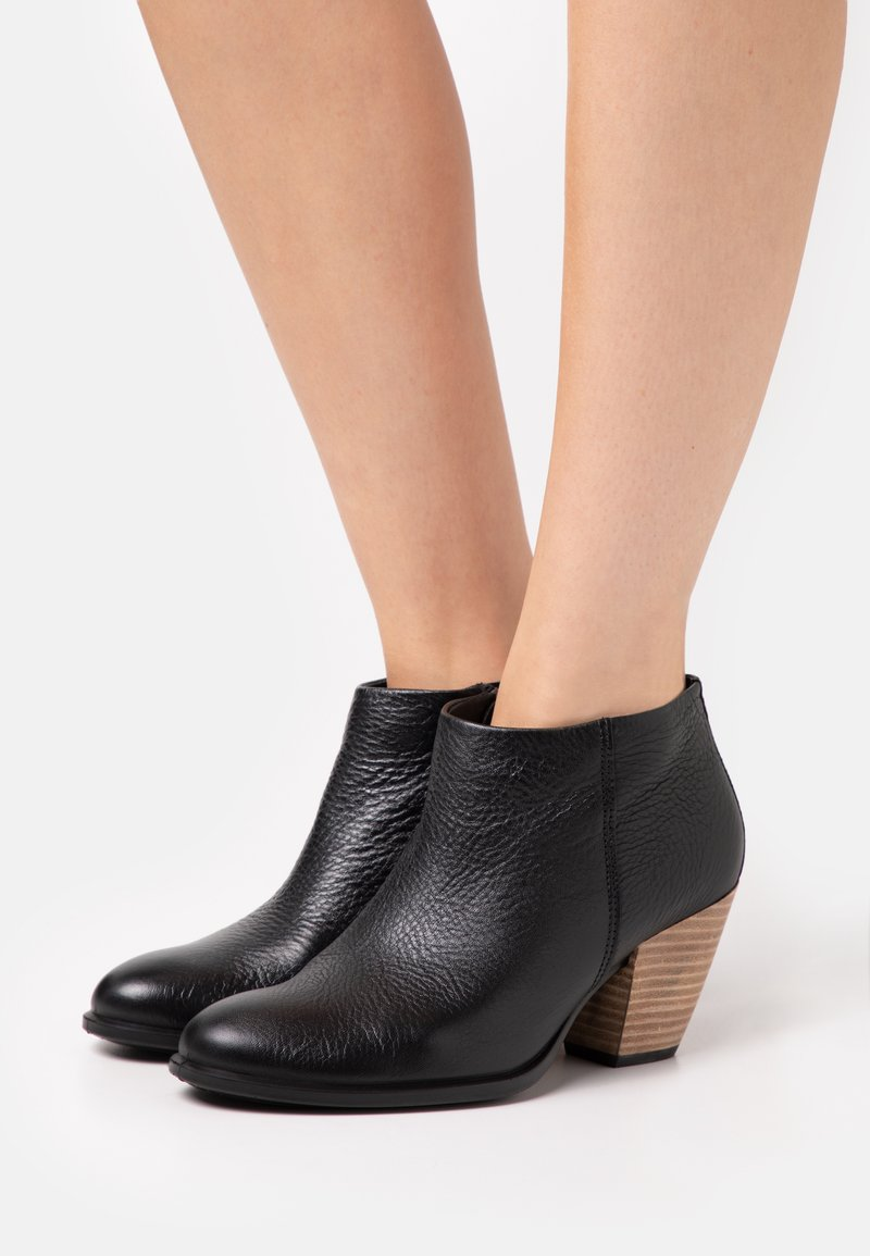 ECCO - SHAPE - Ankle boot - black