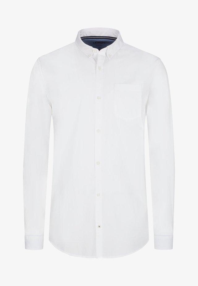FREIZEITHEMD - Shirt - white