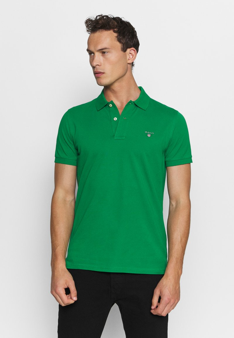 GANT - THE ORIGINAL RUGGER - Polo shirt - green