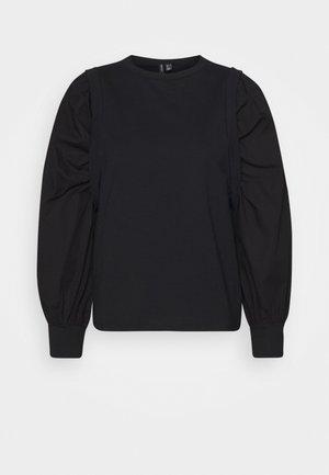VMVICKI VIP - Sweater - black