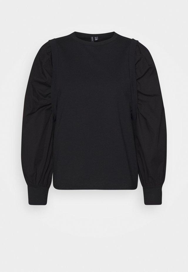 VMVICKI VIP - Sweatshirt - black