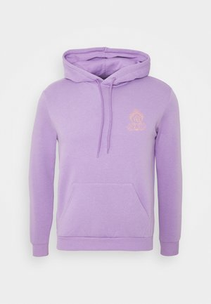Kapuzenpullover - lilac
