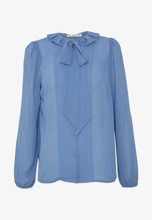 GABRIELA BLOUSE - Blus - blue