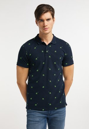 Polo shirt - dark navy