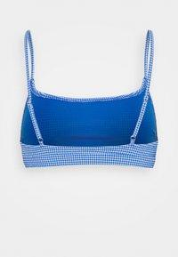 ARKET - Bikini top - blue - 1