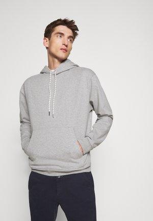 MEN´S - Hoodie - light grey melange