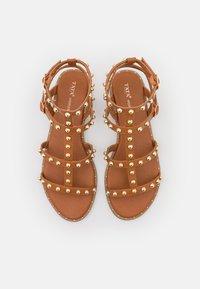 Tata Italia - PAOLA - Sandals - brown - 5