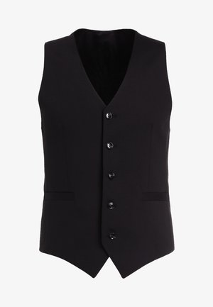 LITT - Suit waistcoat - black