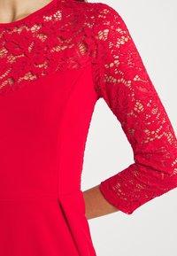 WAL G. - NALA DRESS - Day dress - red - 6