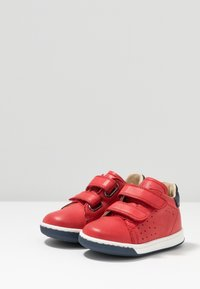 Falcotto - FALCOTTO ADAM  - Zapatos de bebé - rot - 3