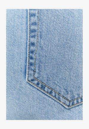 Straight leg jeans - blu021