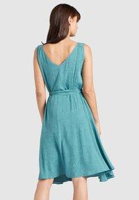 khujo - SPRING - Vestido informal - blau - 2
