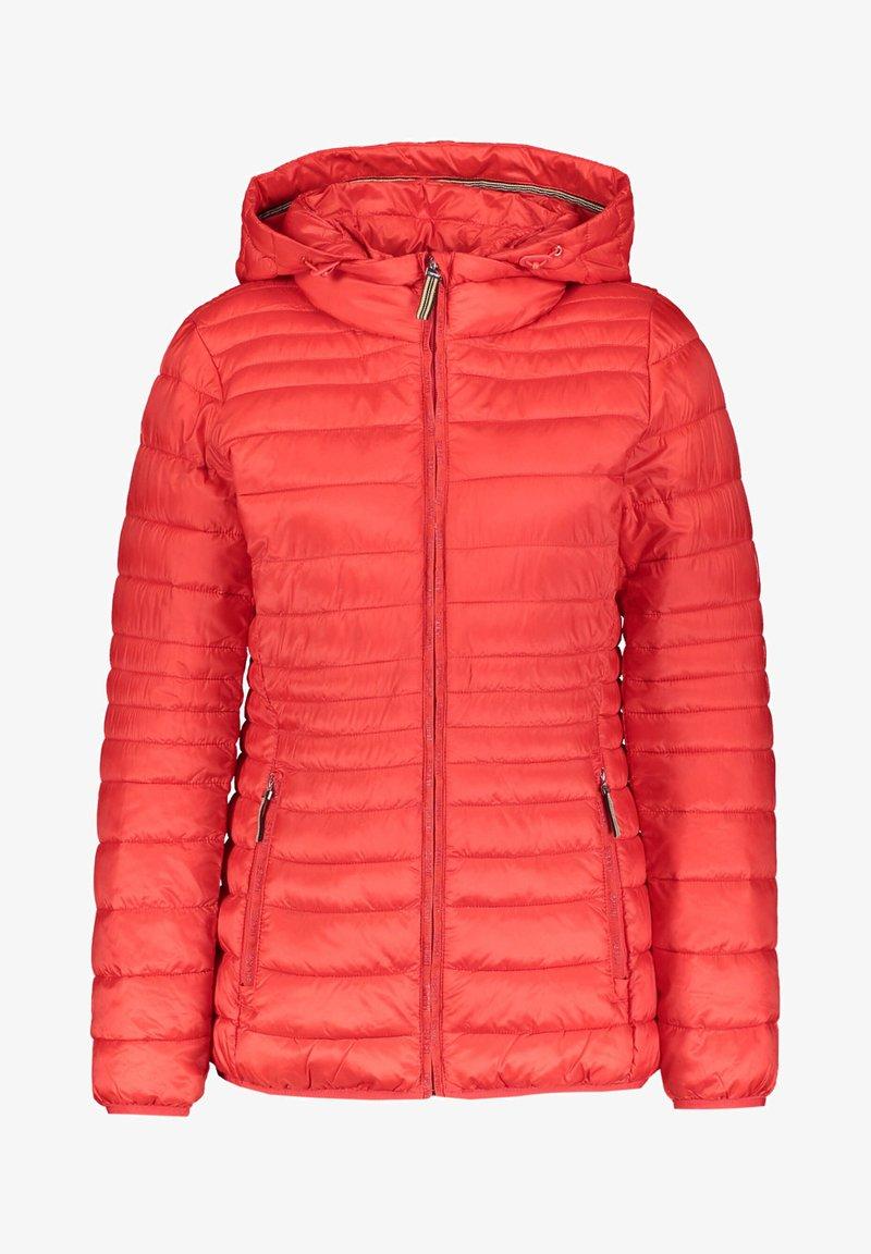 Esprit - DAMEN MIT KAPUZE - Winter jacket - rot (74)